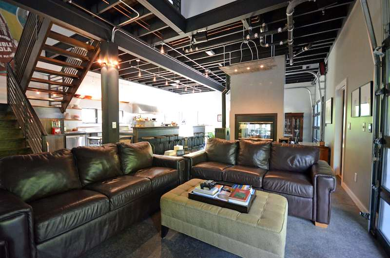 Loft Style Apartments Dallas